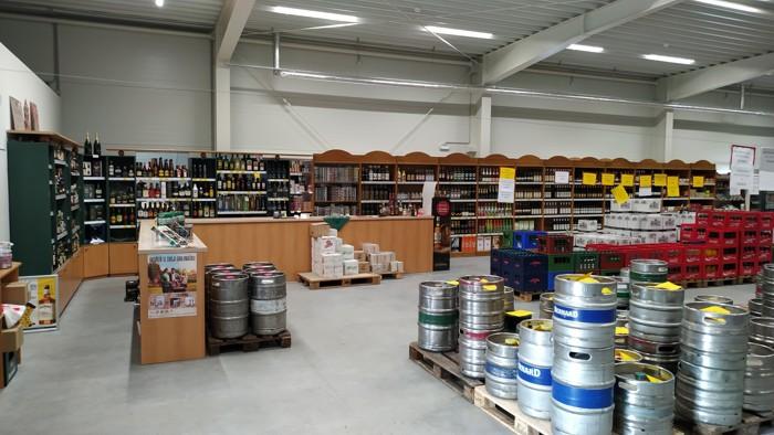 Prodejna Cash & Carry Rojal Uherský Brod