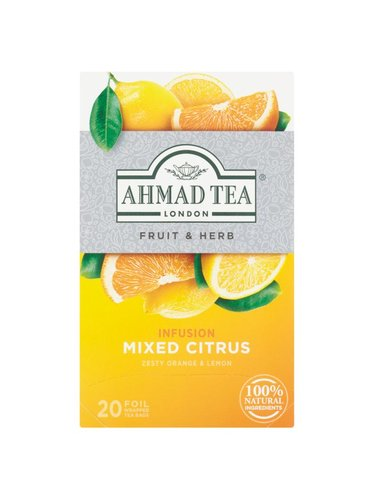 Ahmad Tea Mixed Citrus 60 g
